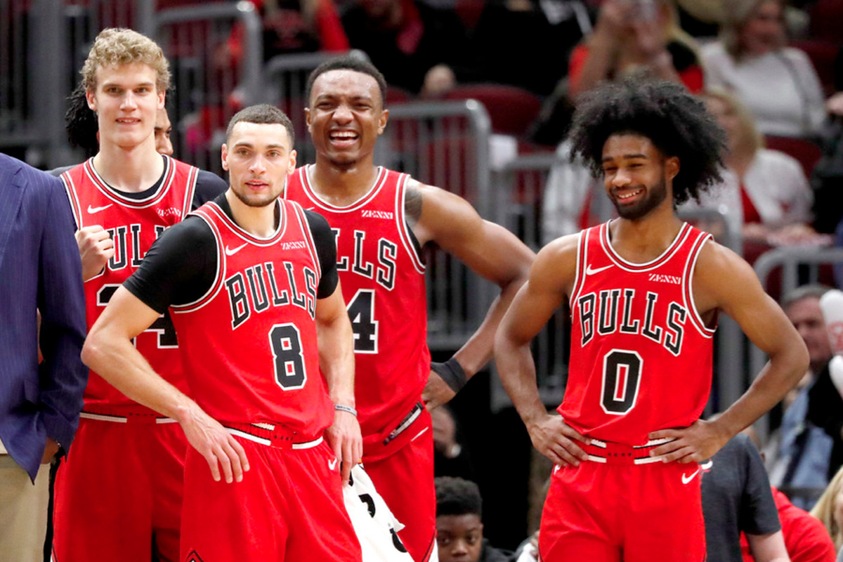 Chicago Bulls Players are not Happy with the Team