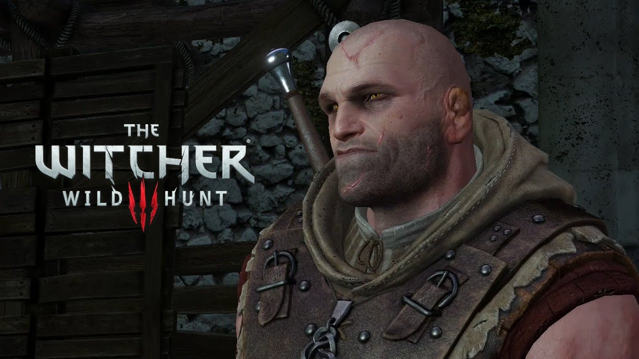 Dave Bautista as Letho in The Witcher Season 3