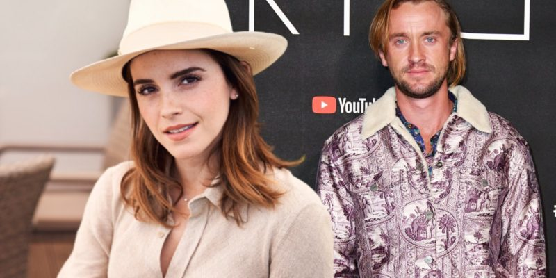 Emma Watson, Tom Felton Dating Rumors- Harry Potter Stars are having a Secret Romance?