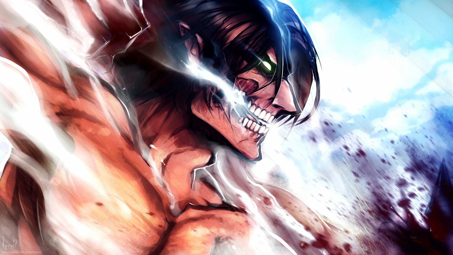 Eren to Redeem himself before Attack on Titan Manga Ends