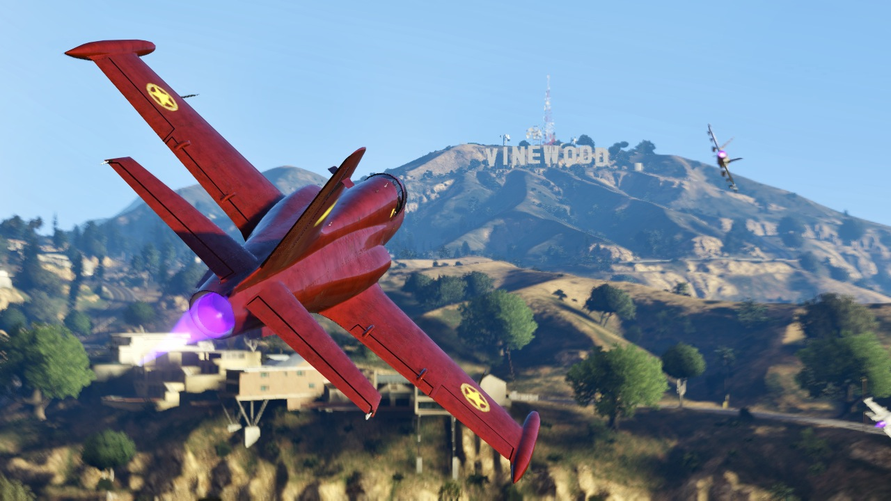 GTA 6 could have Flight Simulator Features