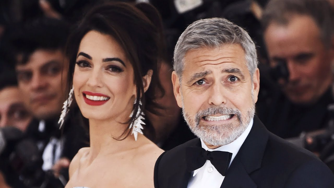 George Clooney acts as a Single Man despite Marriage with Amal Clooney