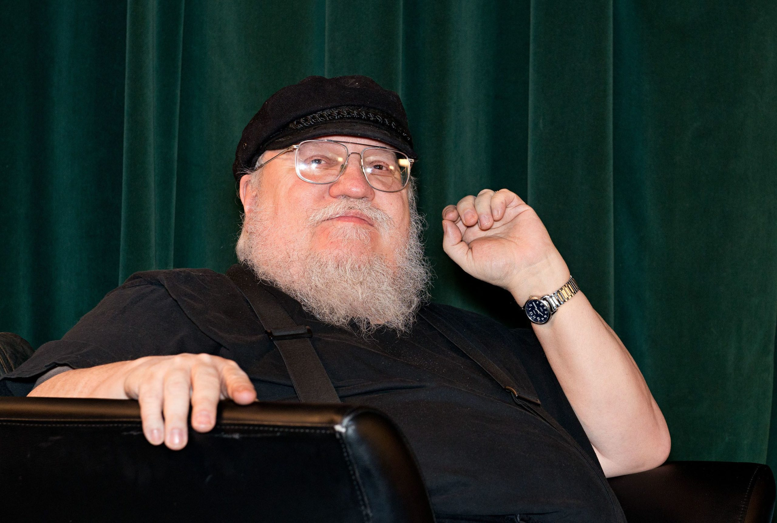 George RR Martin is Finishing 'The Winds of Winter' Soon