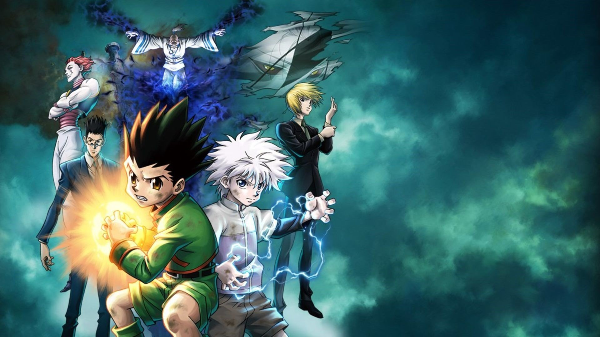 Hunter x Hunter New Chapter Release Date