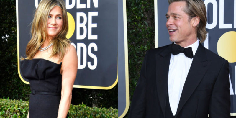 Jennifer Aniston, Brad Pitt Rumors- Couple to Spend the Night Together for Emmys 2020