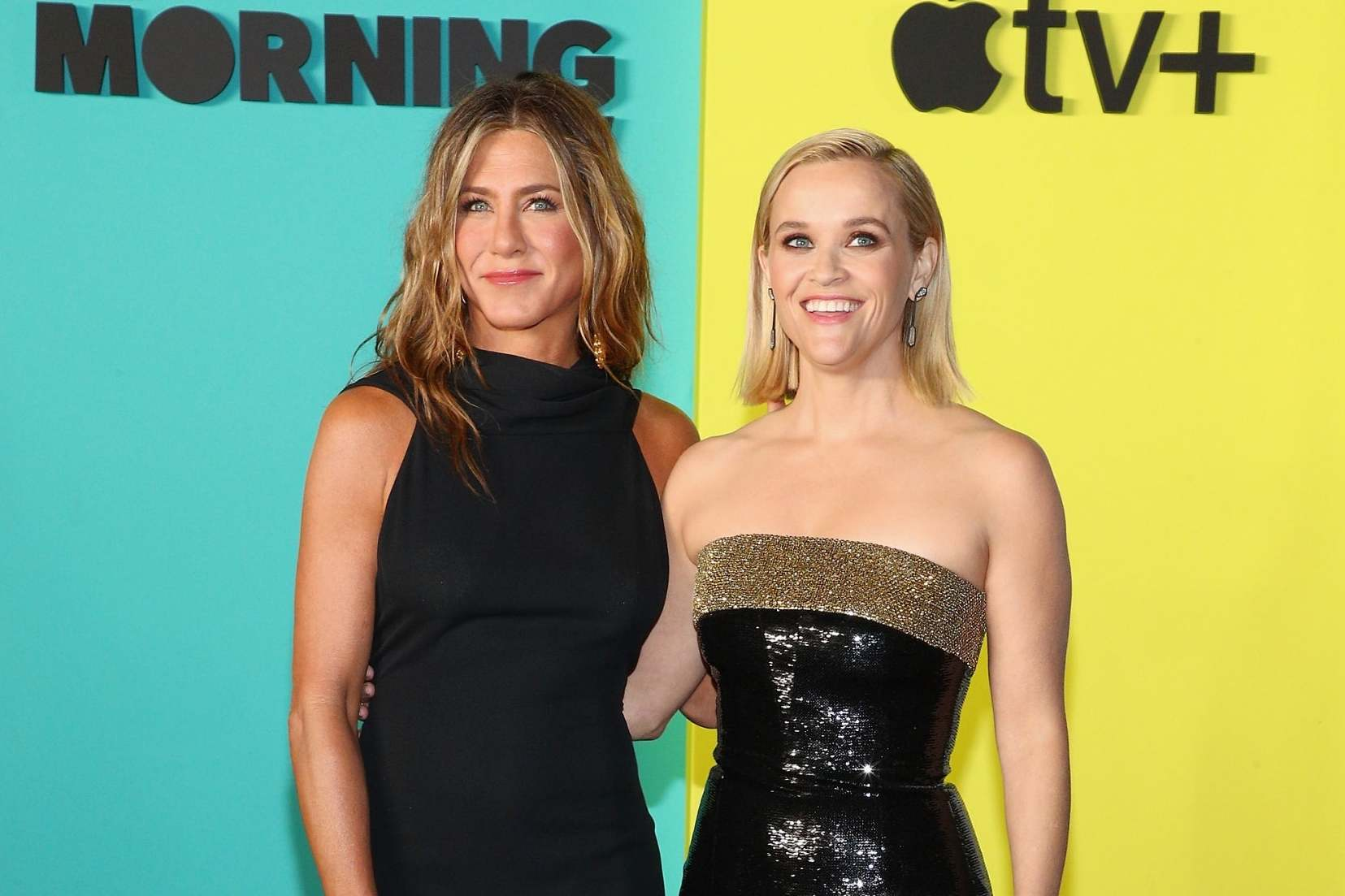 Jennifer Aniston, Reese Witherspoon Fight Rumors- Reese is Jealous with Jen's Emmy Nomination