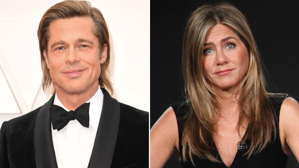 Jennifer Aniston and Brad Pitt Reunion Confirmed