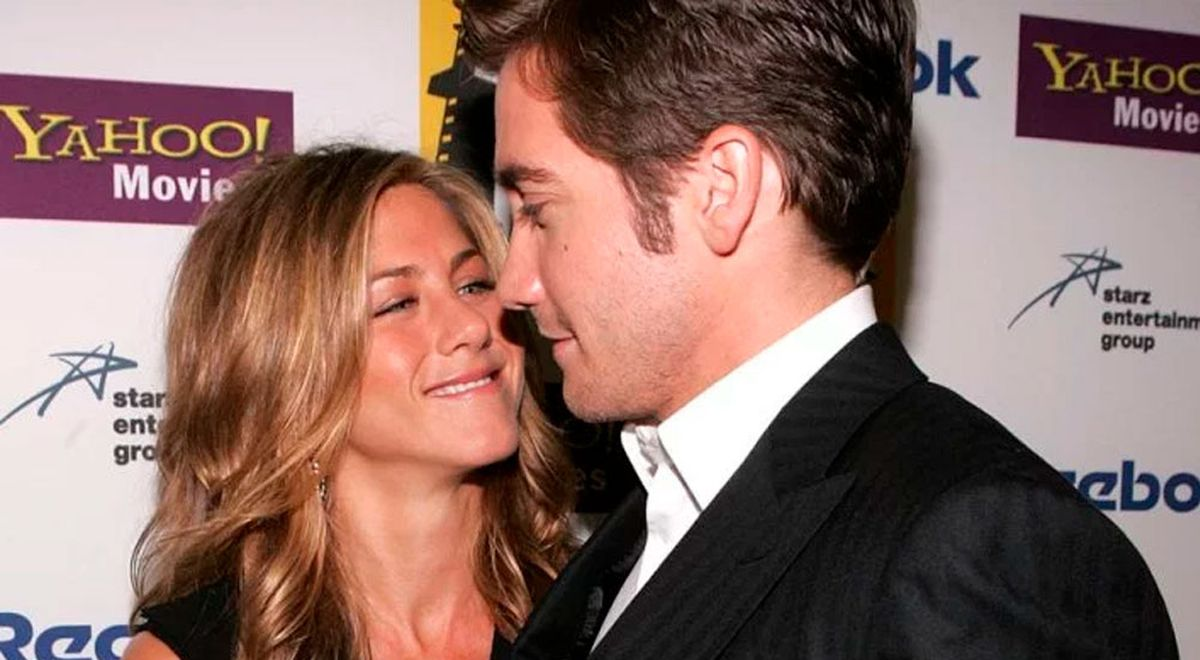 Jennifer Aniston and Jake Gyllenhaal are Secretly Dating