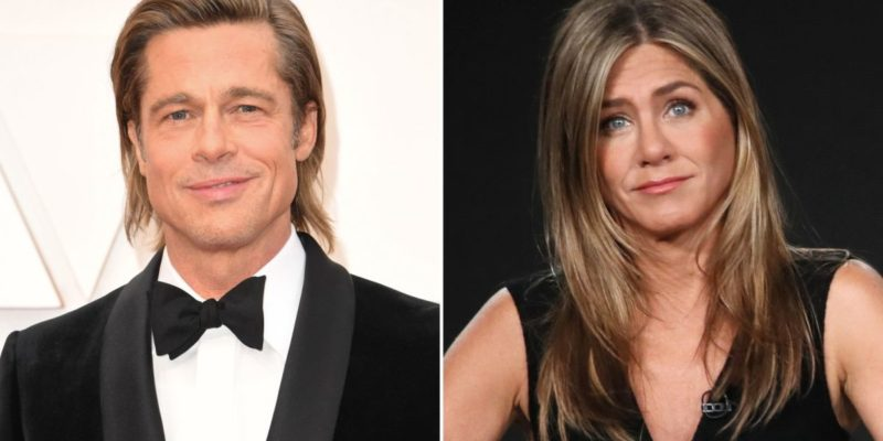 Jennifer Aniston recommends Yoga to Brad Pitt for getting over the Angelina Jolie divorce