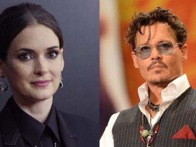 Johnny Depp, Winona Ryder Dating Rumors- Jack Sparrow Star trying to Win his First Love back