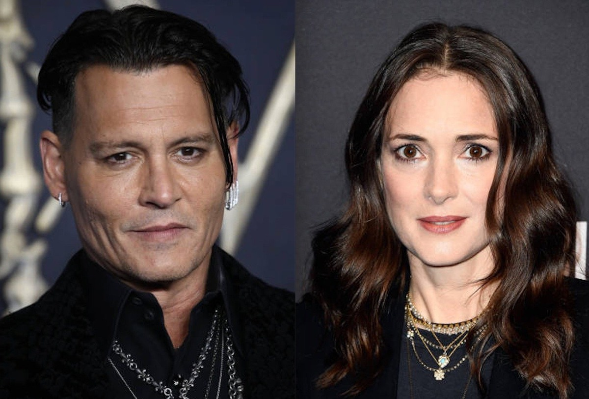 Johnny Depp, Winona Ryder Dating Rumors and Real Truth