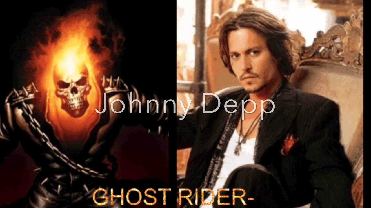 Johnny Depp to join MCU as Bounty Hunter in Ghost Rider