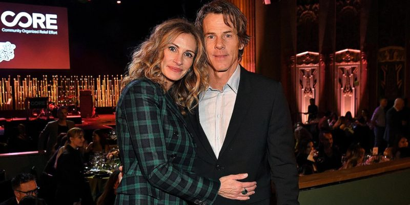 Julia Roberts, Danny Moder Divorce Rumors Couple is Fighting Non-Stop in the Quarantine
