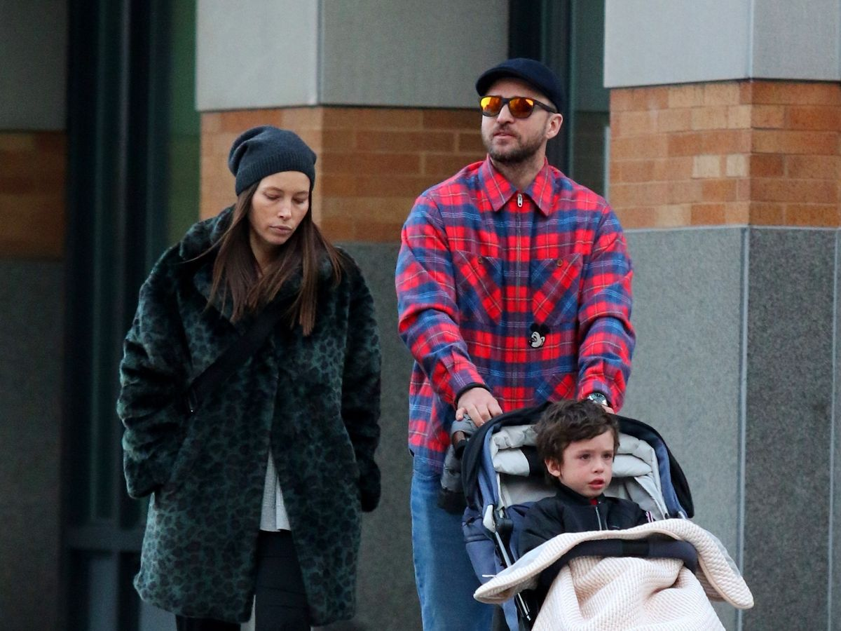 Justin Timberlake and Jessica Biel were waiting for Child Birth before Break Up
