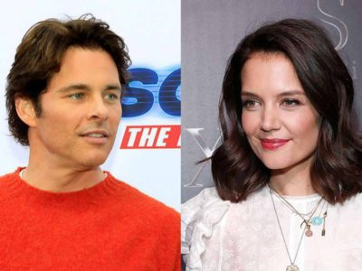 Katie Holmes, James Marsden Dating Rumors- Couple in a Secret Relationship since Valentine's Day