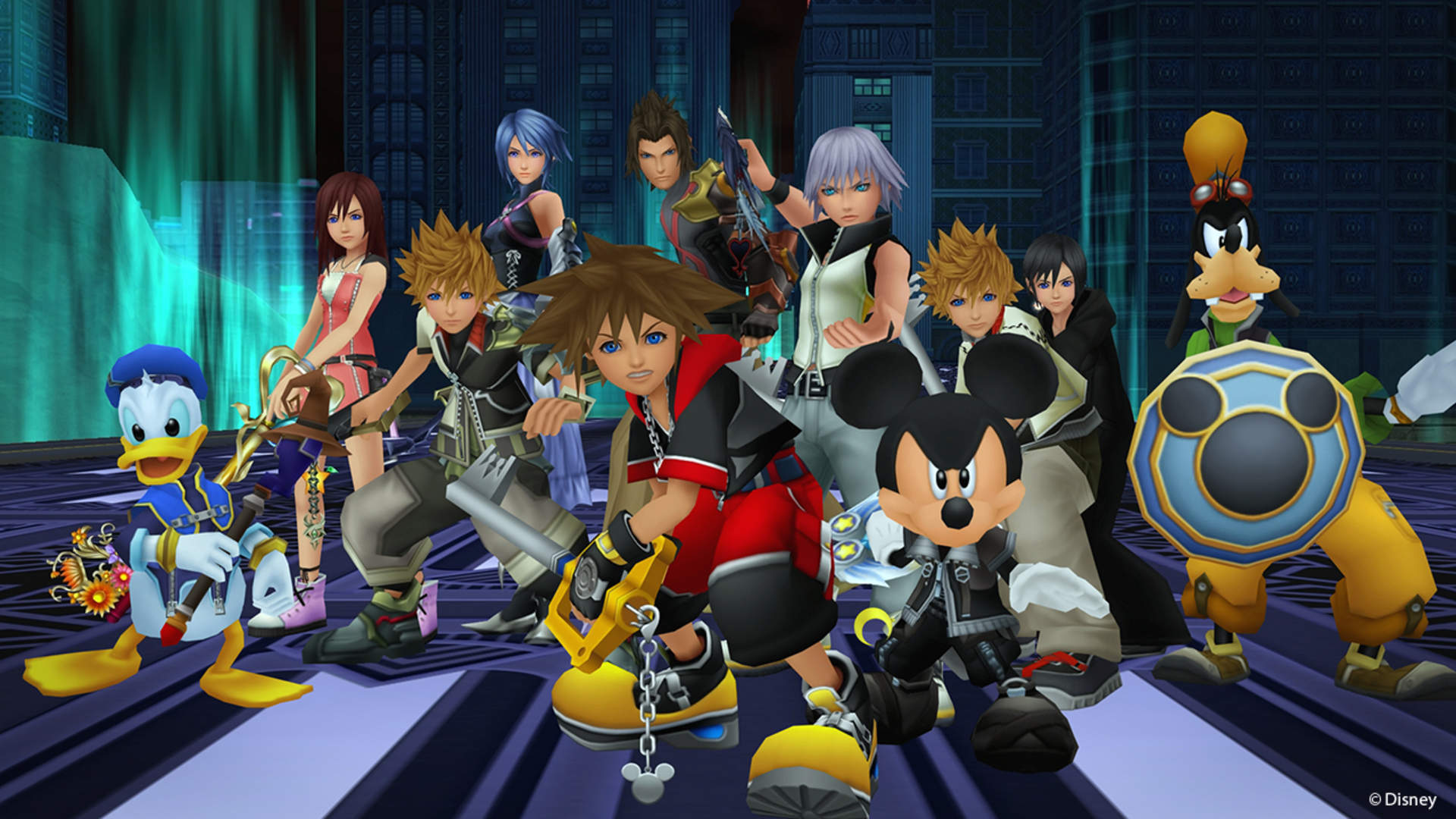 Kingdom Hearts 4 Story Spoilers and New Characters