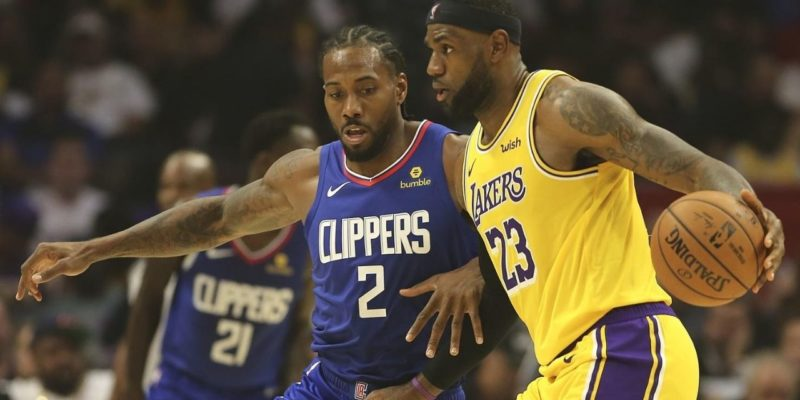 Lakers vs Clippers Update- LeBron James securing Win have no Impact on the NBA Playoffs