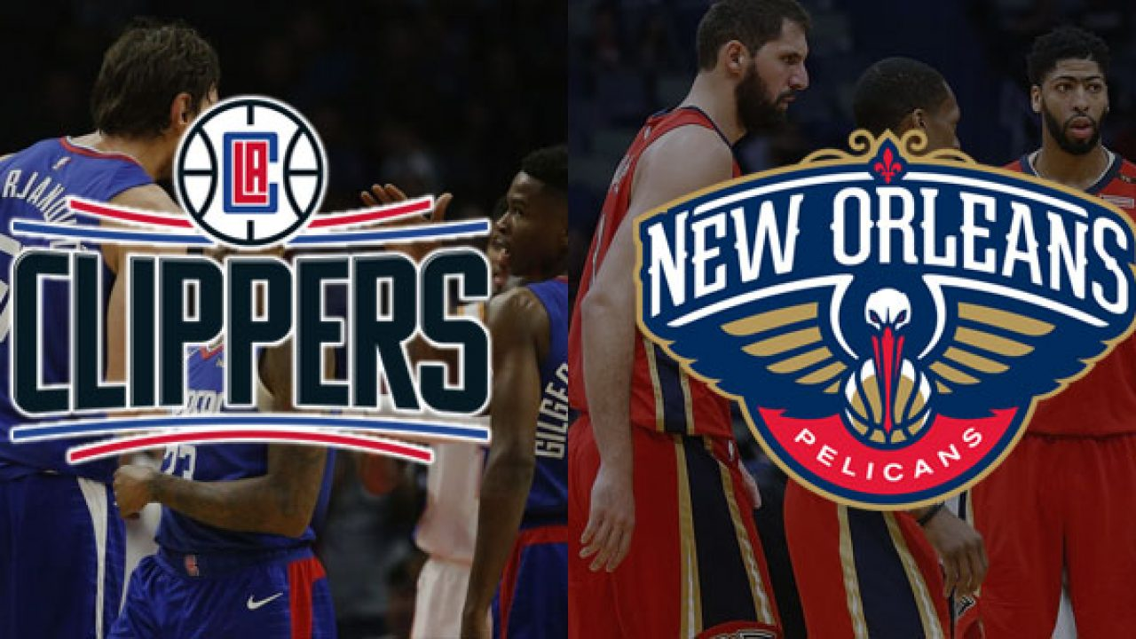 Los Angeles Clippers vs New Orleans Pelicans Timings