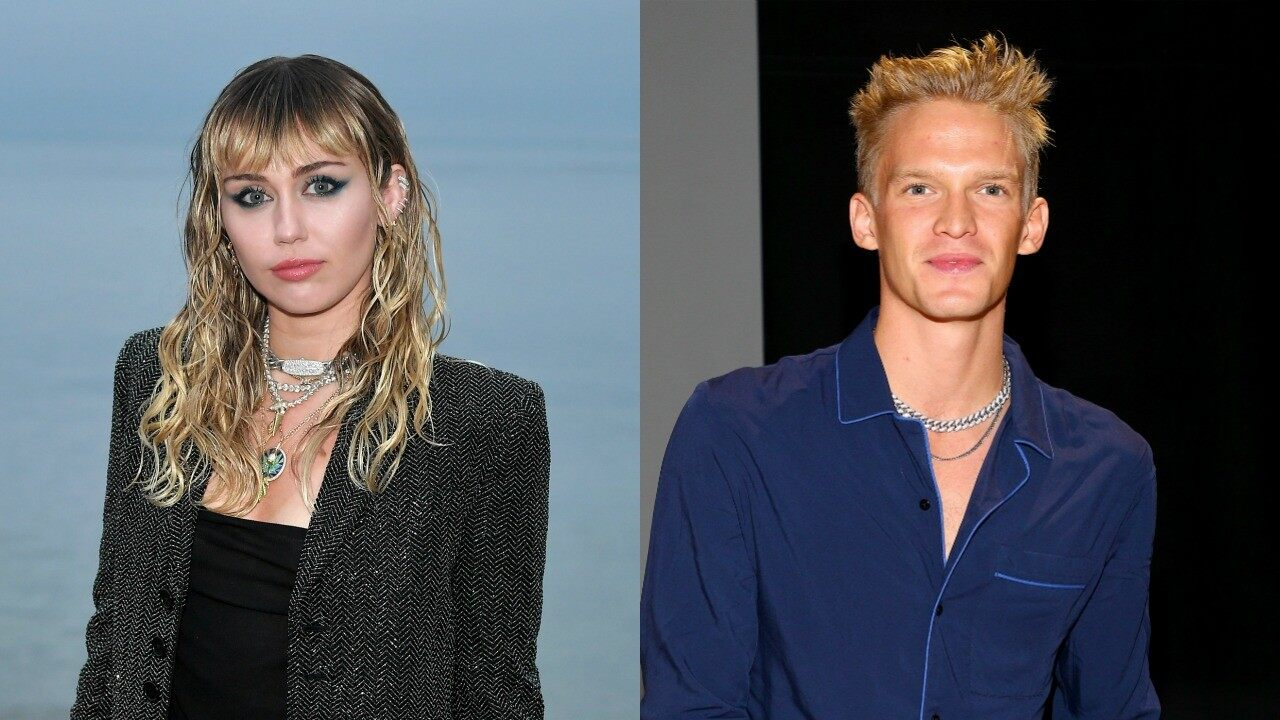 Miley Cyrus have hinted Breakup with Cody Simpson on Instagram