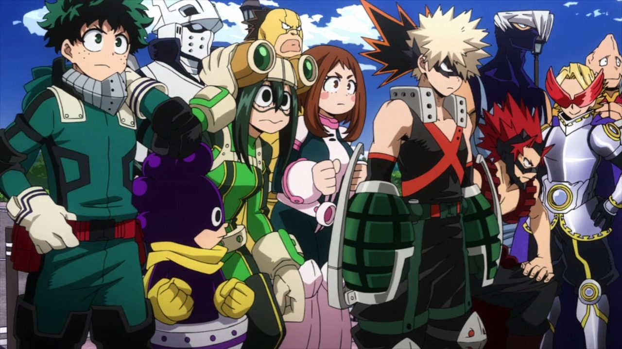 My Hero Academia 280 Release Date, Raw Scans and Read Online