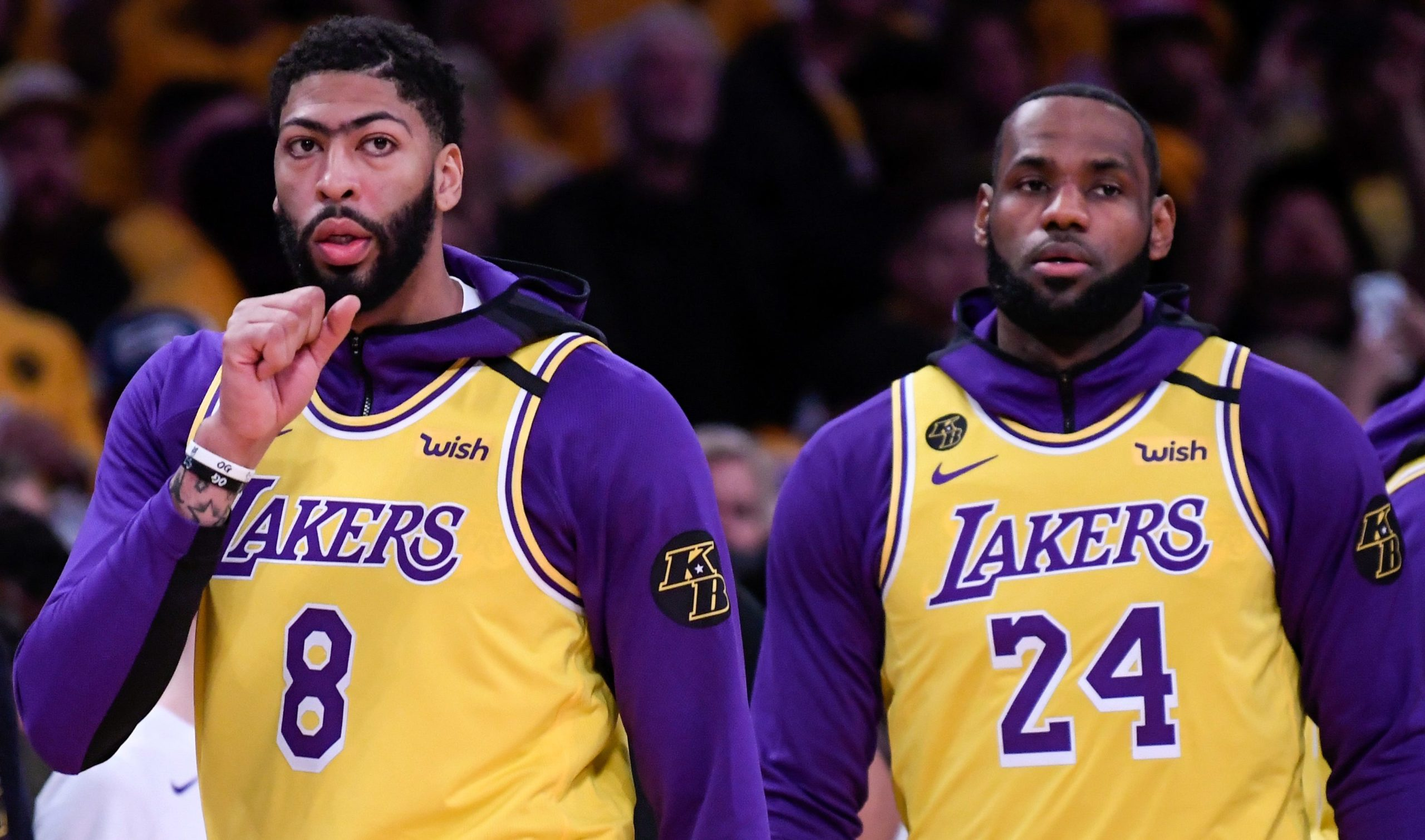 NBA Predictions- Anthony Davis is the biggest problem for the Clippers, not LeBron James