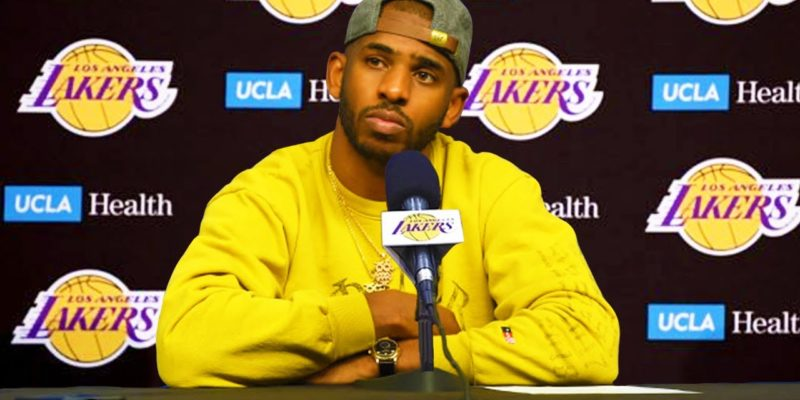 NBA Rumors- Chris Paul Trade deal with Lakers can Still Happen in the Bubble