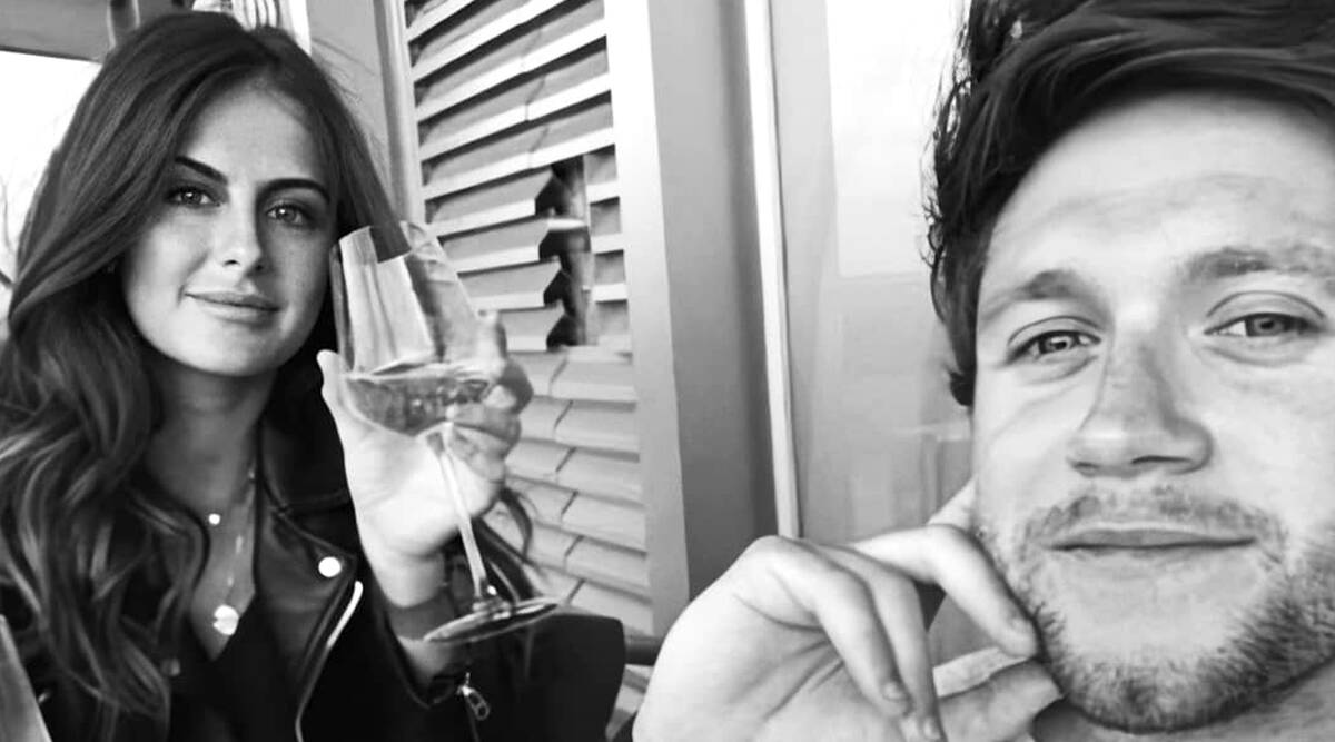 Niall Horan confirms Relationship with Amelia Woolley