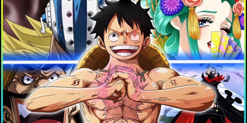 One Piece 989 Release Date Preponed- Manga Issue to come out One Week Earlier