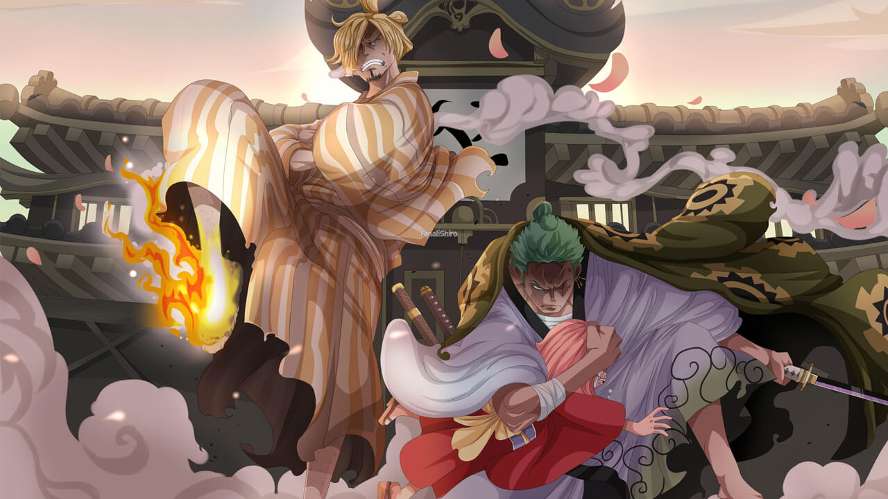 One Piece Chapter 987 Release Date and Read Online