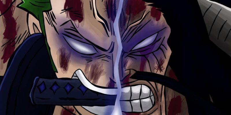 One Piece Chapter 988 Spoilers Leaks Theories Zoro Will Cut Kaido With Oden S Sword Enma Blocktoro