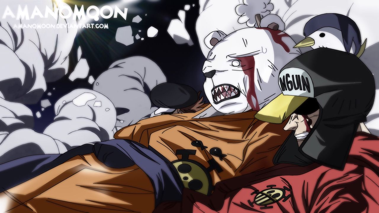 One Piece Episode 936 Release Date Preview and Spoilers