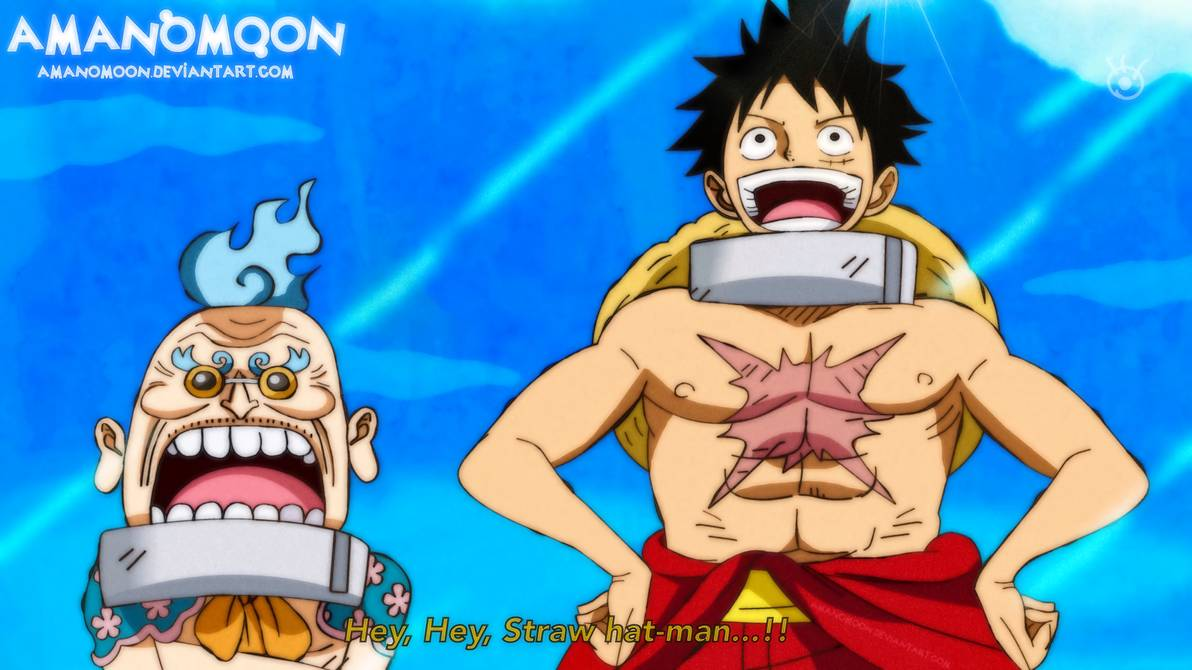 One Piece Episode 937 Release Date Preview and Spoilers