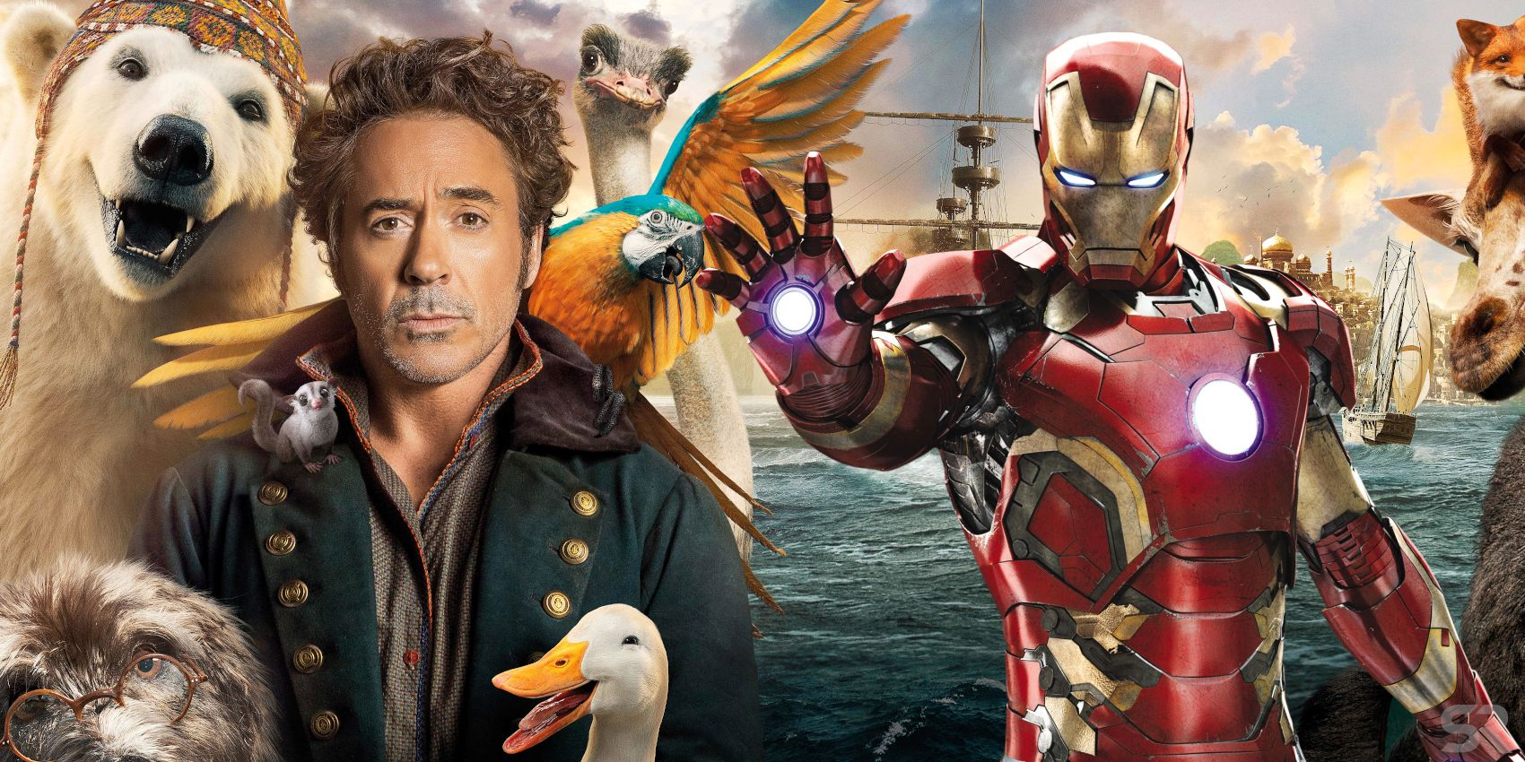 Robert Downey Jr. wants to play Sherlock Holmes for Years
