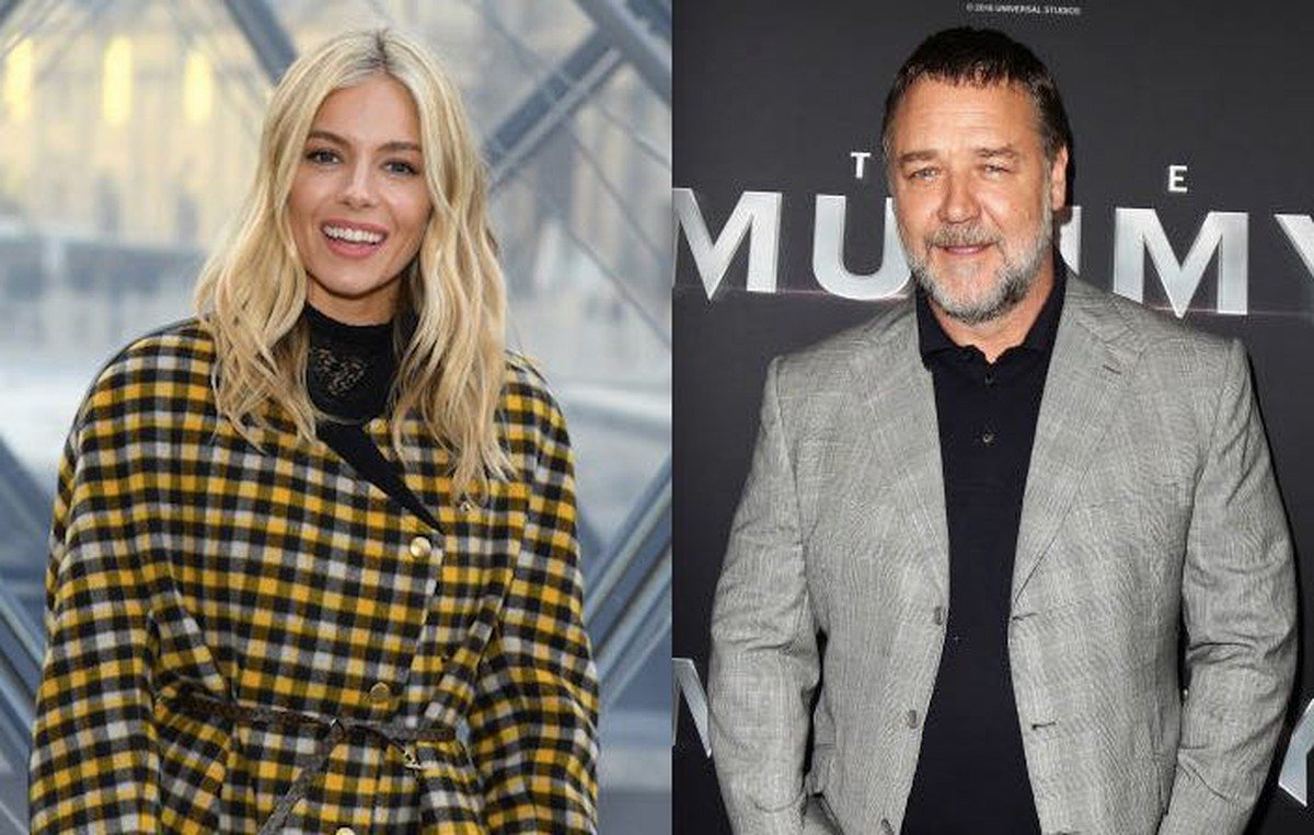 Russell Crowe and Sienna Miller Dating Rumors