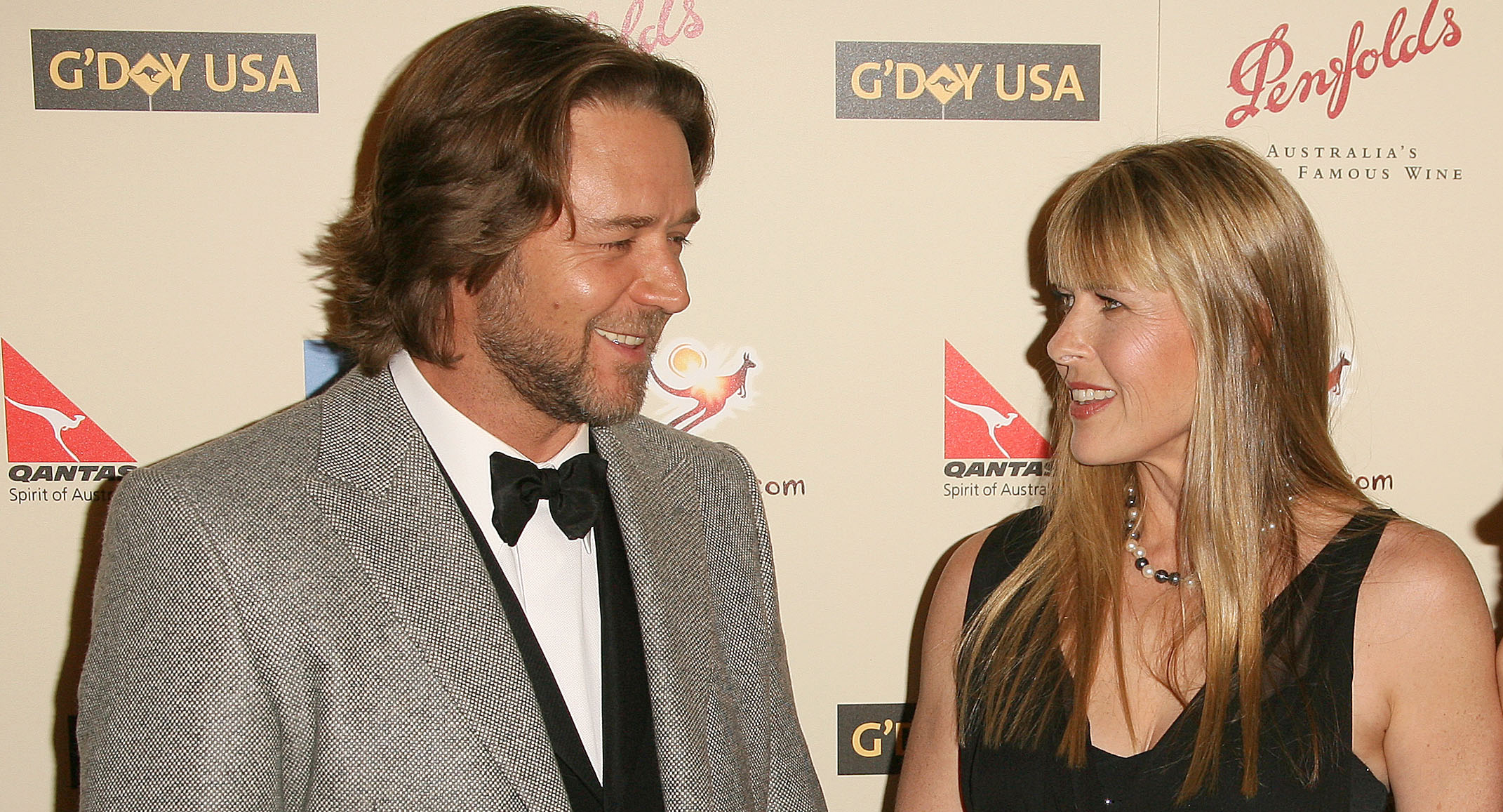 Russell Crowe and Terri Iriwn Dating Rumors