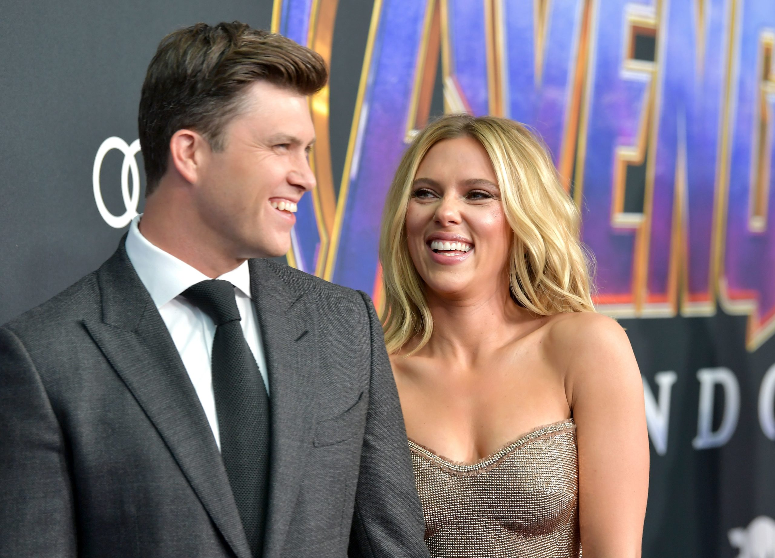 Scarlett Johansson and Colin Jost to have a Special Rooftop Wedding