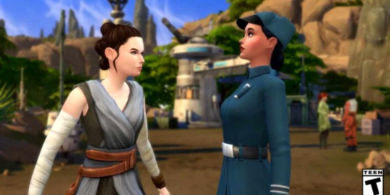 The Sims 4 Star Wars Theme Expansion Pack to further delay The Sims 5 Release Date