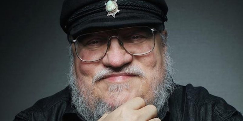The Winds of Winter Release Date Update- George RR Martin is actually writing the Book this Time