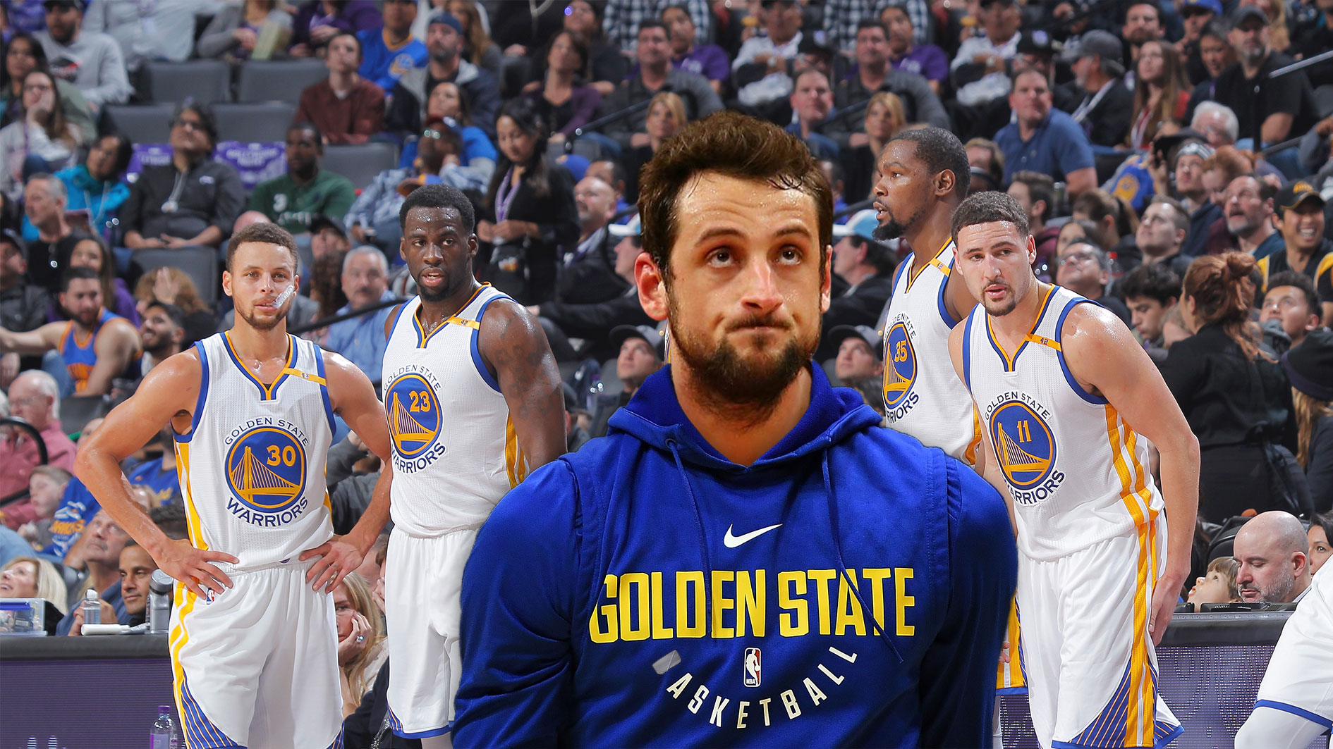 Warriors needs to trade back Marco Belinelli from the San Antonio Spurs