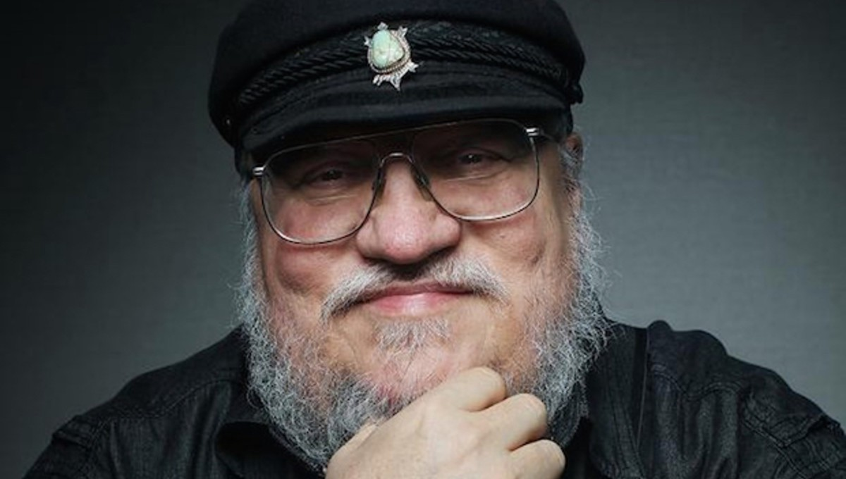 When will George RR Martin complete The Winds of Winter?