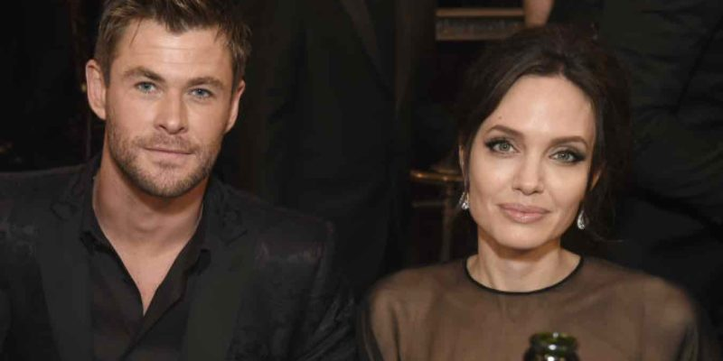 Angelina Jolie, Chris Hemsworth Dating Rumors- Angie's Flirting is Breaking the Marriage of Thor