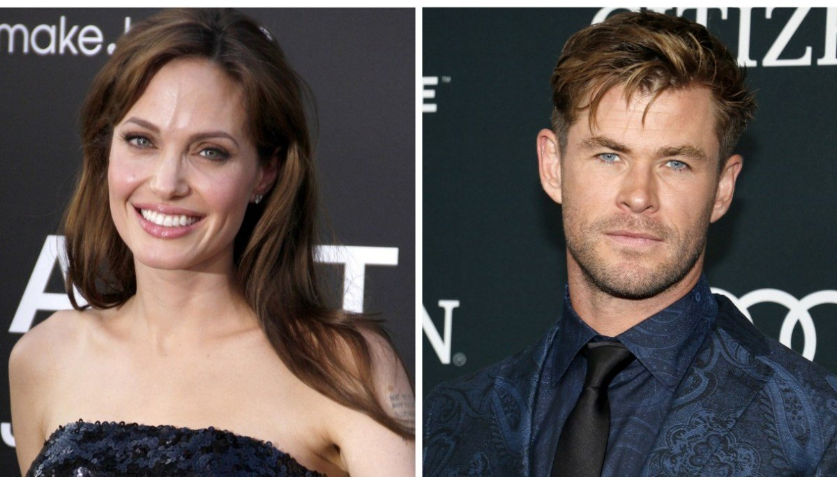 Angelina Jolie, Chris Hemsworth Dating Rumors and Real Truth