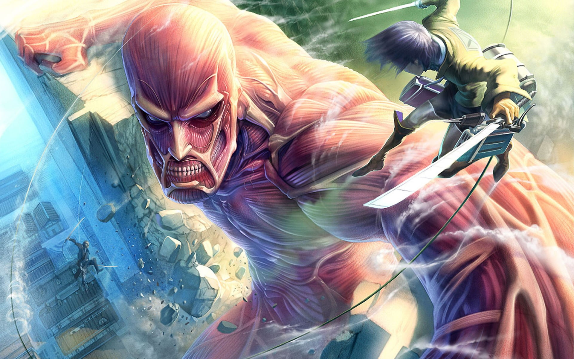 Attack on Titan 132 Release Date, Raw Scans and Manga Read Online