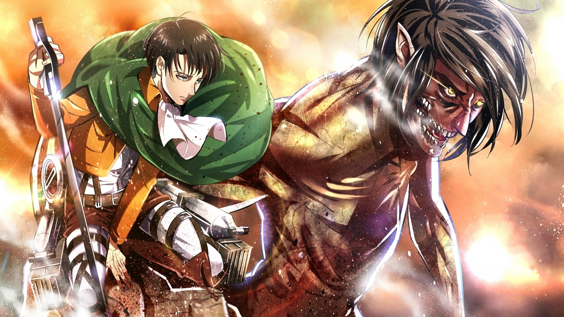 Attack on Titan 132 Spoilers, Raw Scans Leaks and Summary