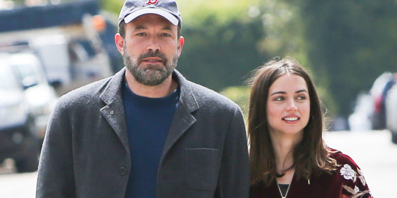 Ben Affleck, Ana de Armas Breakup Rumors- Ana is Controlling and keeping Ben on a Strict Leash