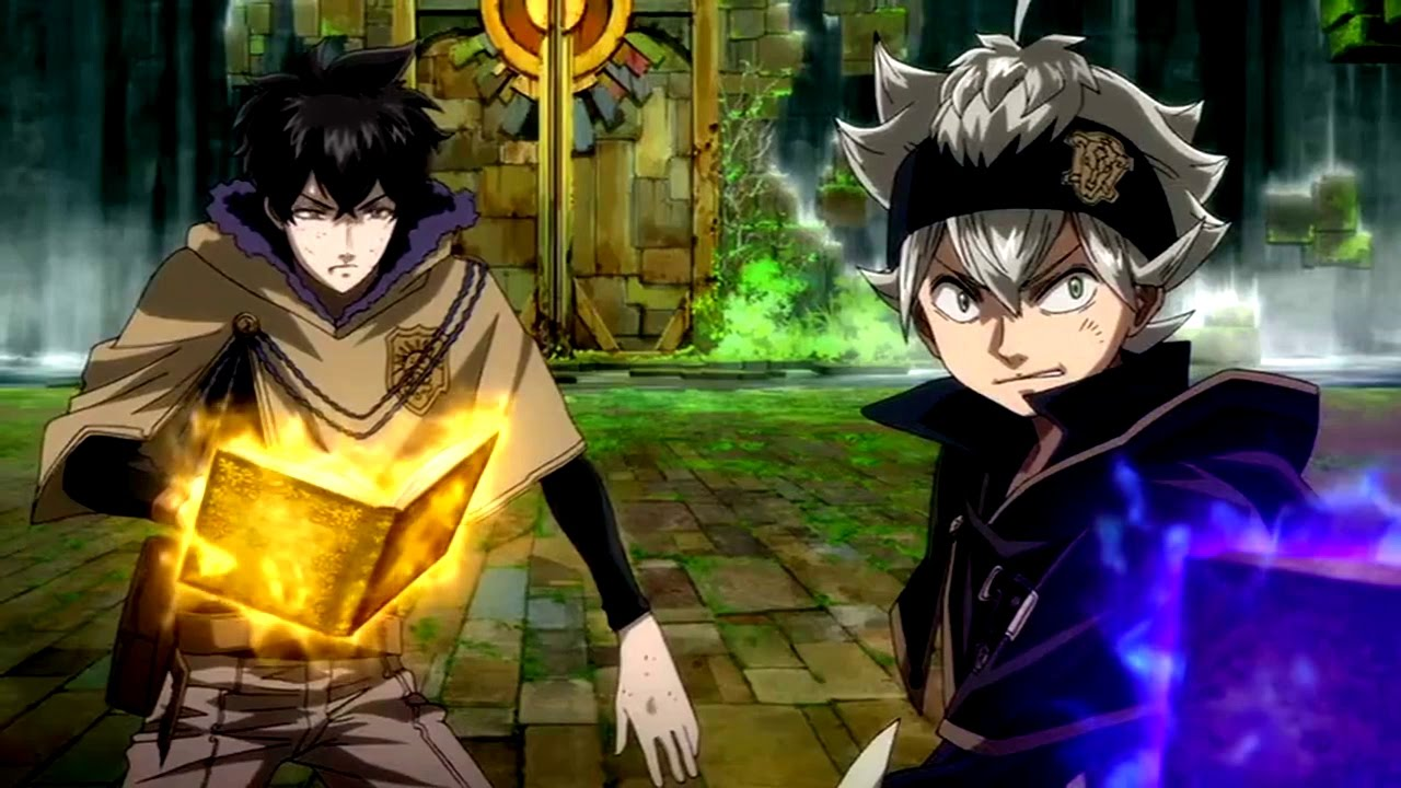 Black Clover Chapter 265 Release Date and Manga Read Online