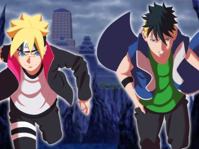Boruto Chapter 50 Spoilers, Theories- Isshiki retrieve Kawaki without Fighting Boruto and Sasuke
