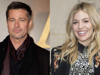Brad Pitt, Sienna Miller Dating Rumors- Are the Stars in a Secret Romantic Relationship?