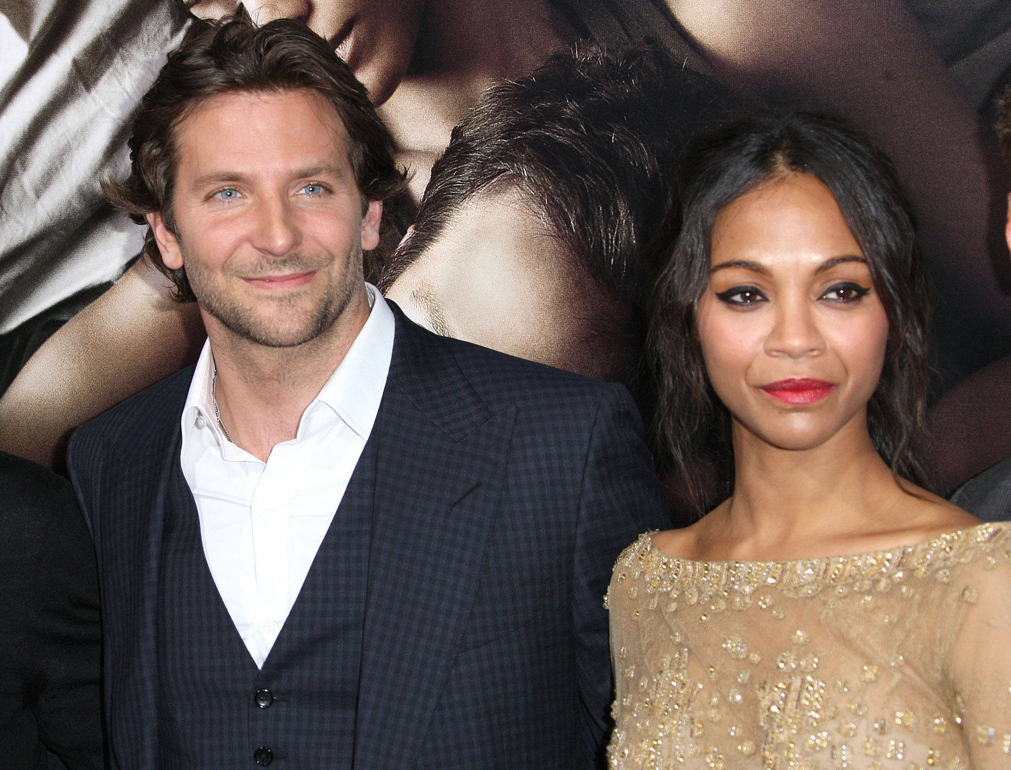 Bradley Cooper and Zoe Saldana Rumors