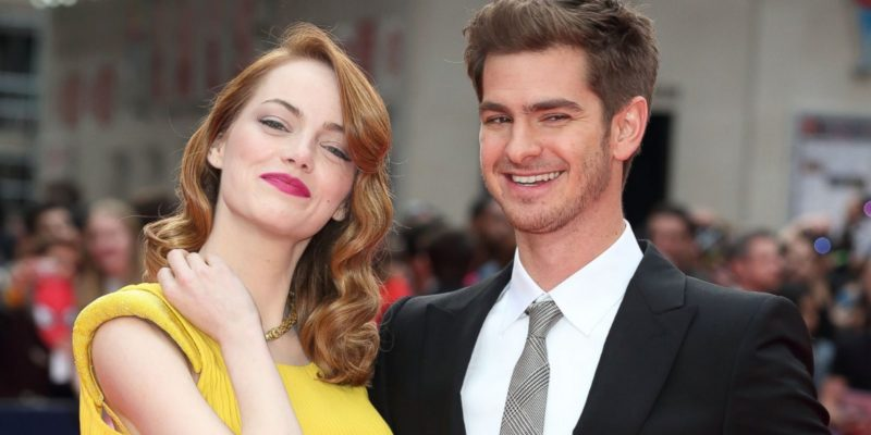 Emma Stone, Andrew Garfield Rumors- Emma is breaking Andrew's Relationships over Jealousy